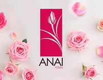 Anai Roses Logo