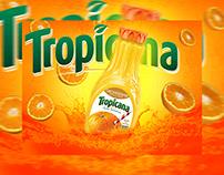Tropicana Socail Post