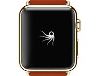 Apple watch Oktpus app