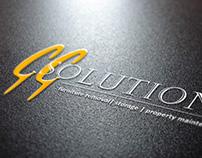 GG Solutions Branding design