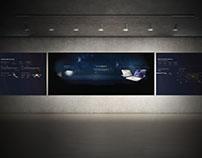 ASUS Transformer 3 & Zenbook 3 Event Backdrop