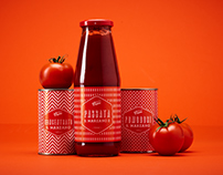 Viani Retro Packaging
