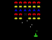 IOS Space Invaders