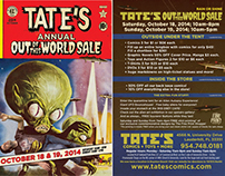 TATE'S Out of This World Sale 2014