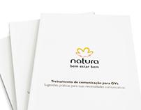 Natura & Aurivox - Training material