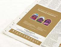 Narayani Heights Newspaper Ad