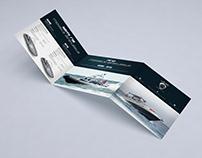 SquareTrifold Brochure