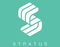 Stratus CDN Logo