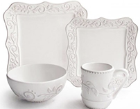 American Altelier Dinnerware Designs
