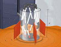 Mars Engineering Activity