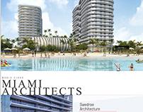 Swedroe.com - website design