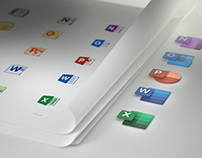Microsoft Office Icon System