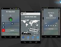 Ride360 Taxi App