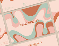 Meta Beauty Agency - Branding