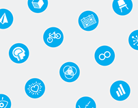Woods Bagot Icons Library