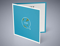 Corporate Design and Leaflet