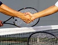 Proper Tennis Warm Up Etiquette
