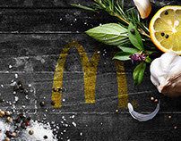 McDonald's – COOKING & RECIPE VIDEOS