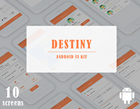 Destiny UI KIT