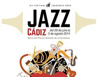 Festival Jazz Cádiz 2014