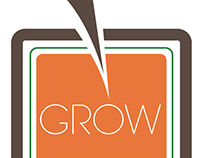 Grow Organic Local Logo