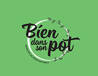 Logotype - Bien dans son pot