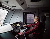 Positive Train Control photography | #PTC