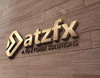 a2z FX - Logo Design