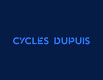 Cycles Dupuis Rebrand