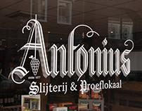 Antonius Slijterij & Proeflokaal