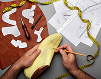 Shoe design process