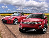 Jaguar Land Rover - Canadian Liver Foundation AD