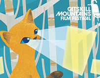CATSKILL MOUNTAINS FILM FESTIVAL 2014: Poster+