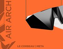 LE CORBEAU | META