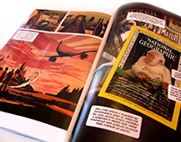 National Geographic Comic