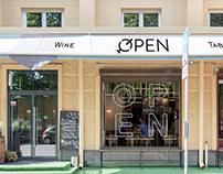 OPEN Wine Bar (Ginza prj.)