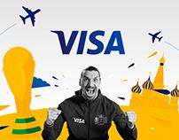 Visa FIFA World Cup Russia | Art Direction