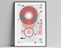 The Tape Cassette Poster