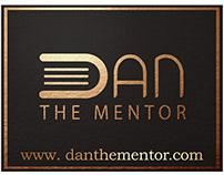Dan The Mentor Logo & Website