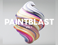 PAINTBLAST | VOL. 1