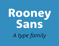 Rooney Sans Type Family