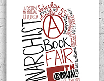 New York City Anarchist Book Fair