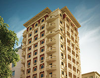 El Safwa Residential Building