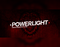 Twitch pack - PP, header, panels, offline