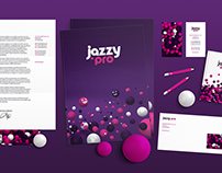Jazzy Innovations Visual Identity