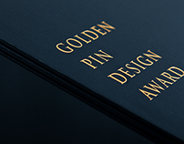 Certificate of Golden Pin Design Award