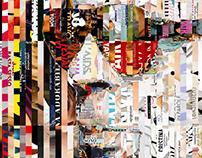 Karl Lagerfeld Mosaic