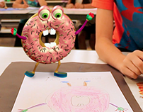 Sugar Monsters: Donut Boy