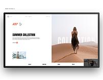 Nani Fashion website