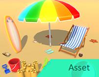 Beach Party & Fun Pack